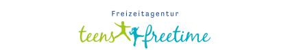 """Herzlich willkommen bei der Freizeitagentur """"teens - freetime"""""""